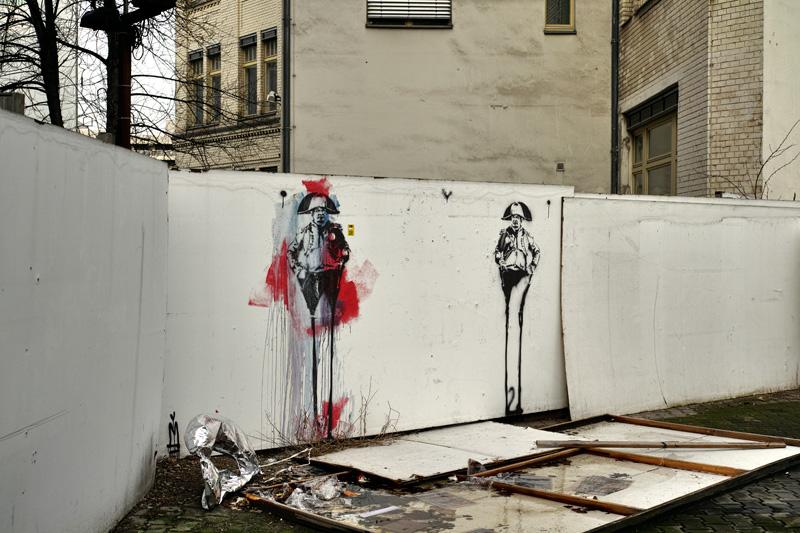 Friedrichstrasse/Zimmerstrasse